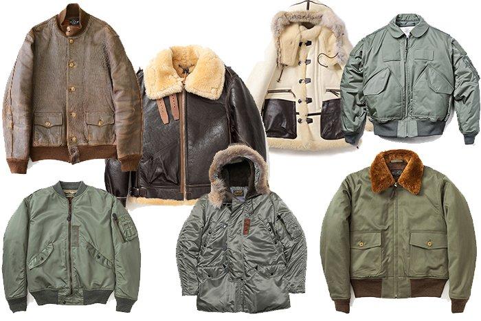 jaqueta aviador